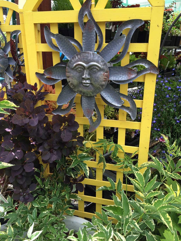 The Sun Garden Art