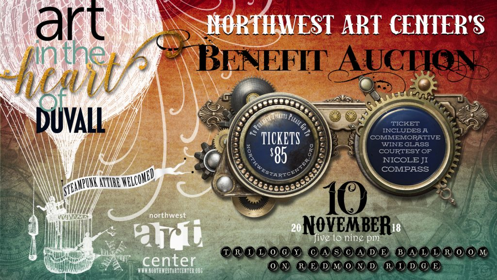 Art In The Heart Of Duvall Benefit Auction 2018