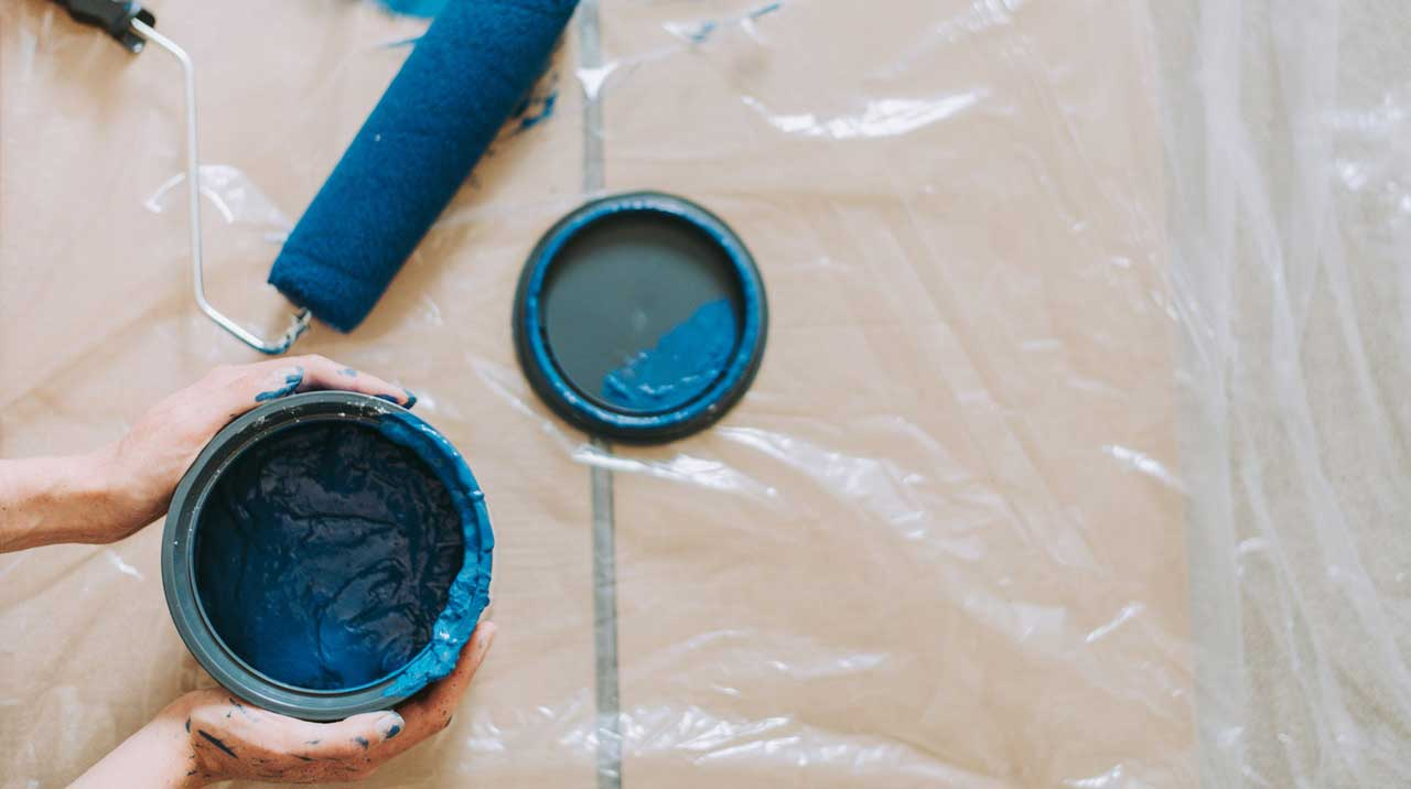 How To Store Leftover Paint | Duvall Hardware and Garden