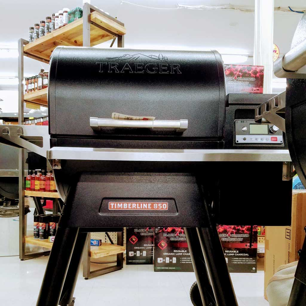 Full Line of Grills and Smokers
