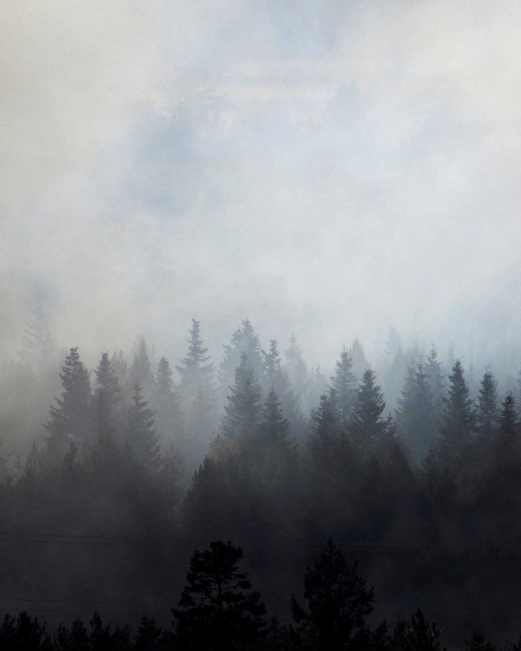Be prepared for wildfire smoke