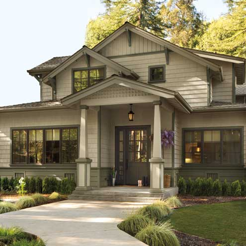 Exterior Paint In Stock